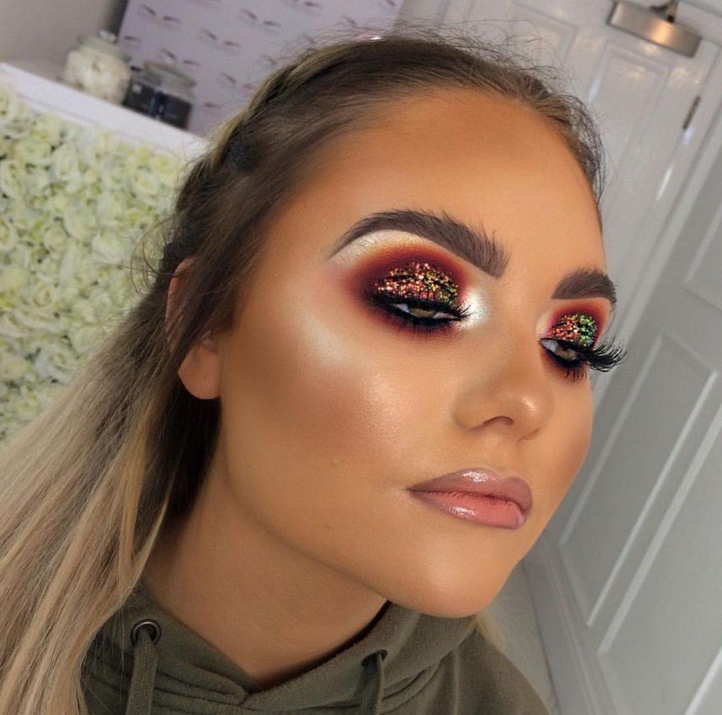 Bold Glitter Eyeshadow