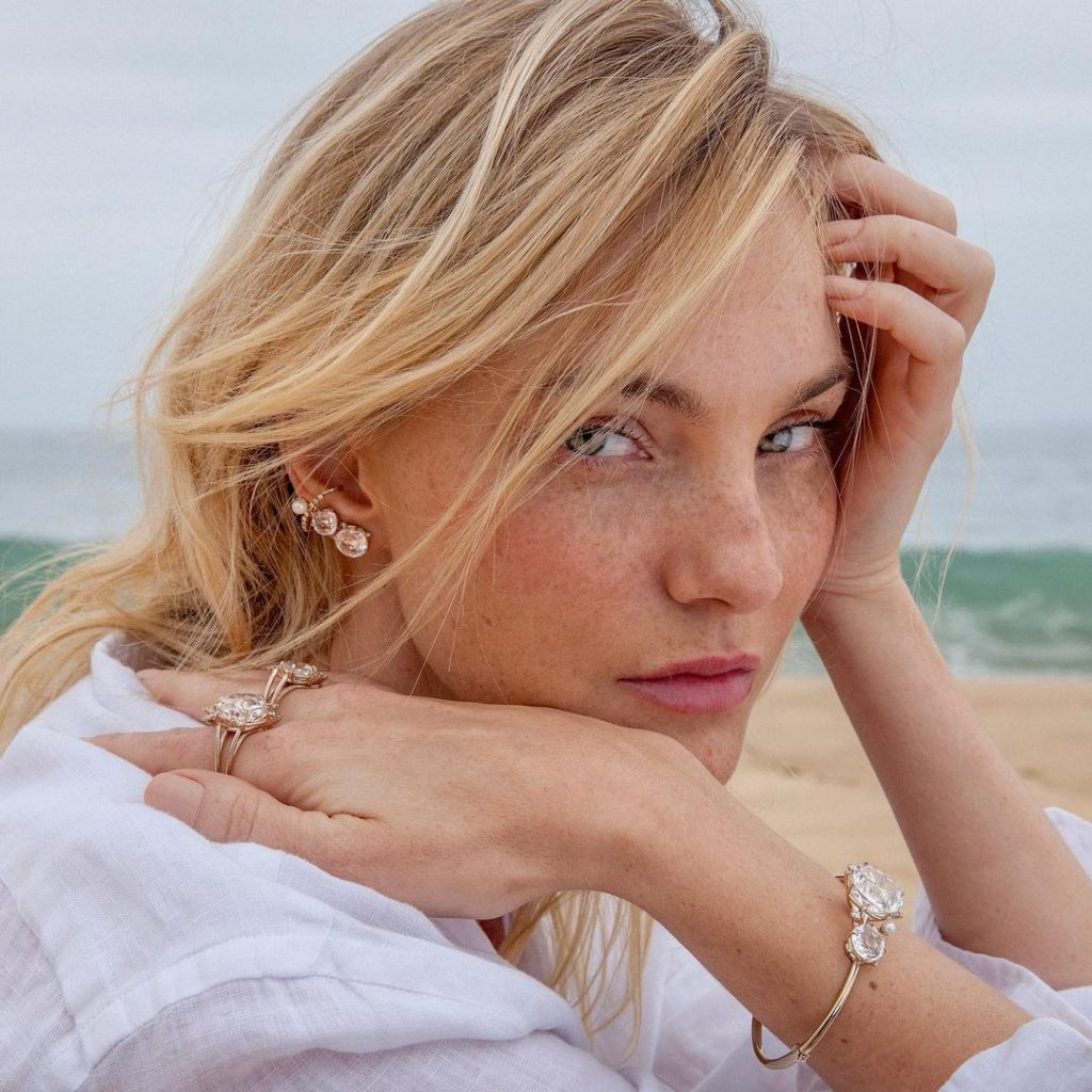 Caroline Trentini Is Well Known For Her Gorgeous Freckles