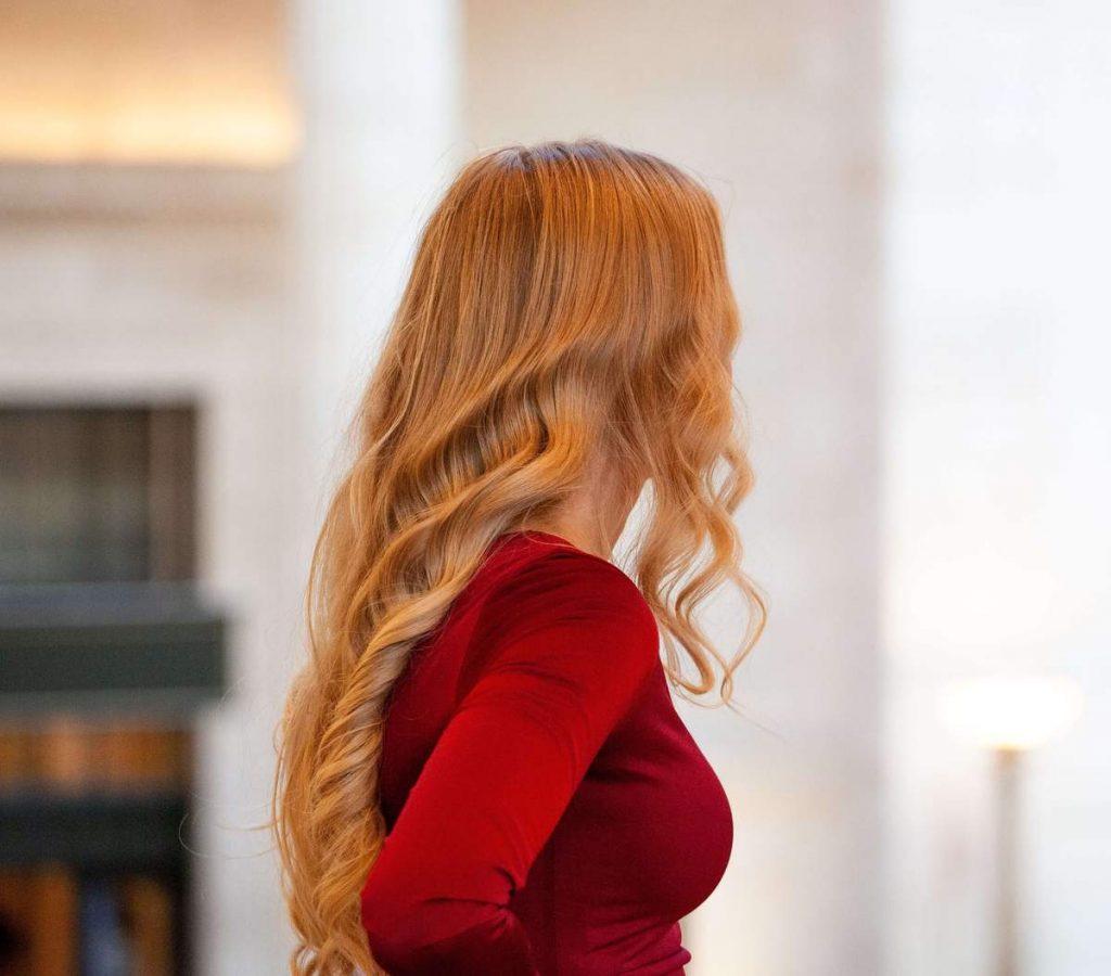 1C Hair Type