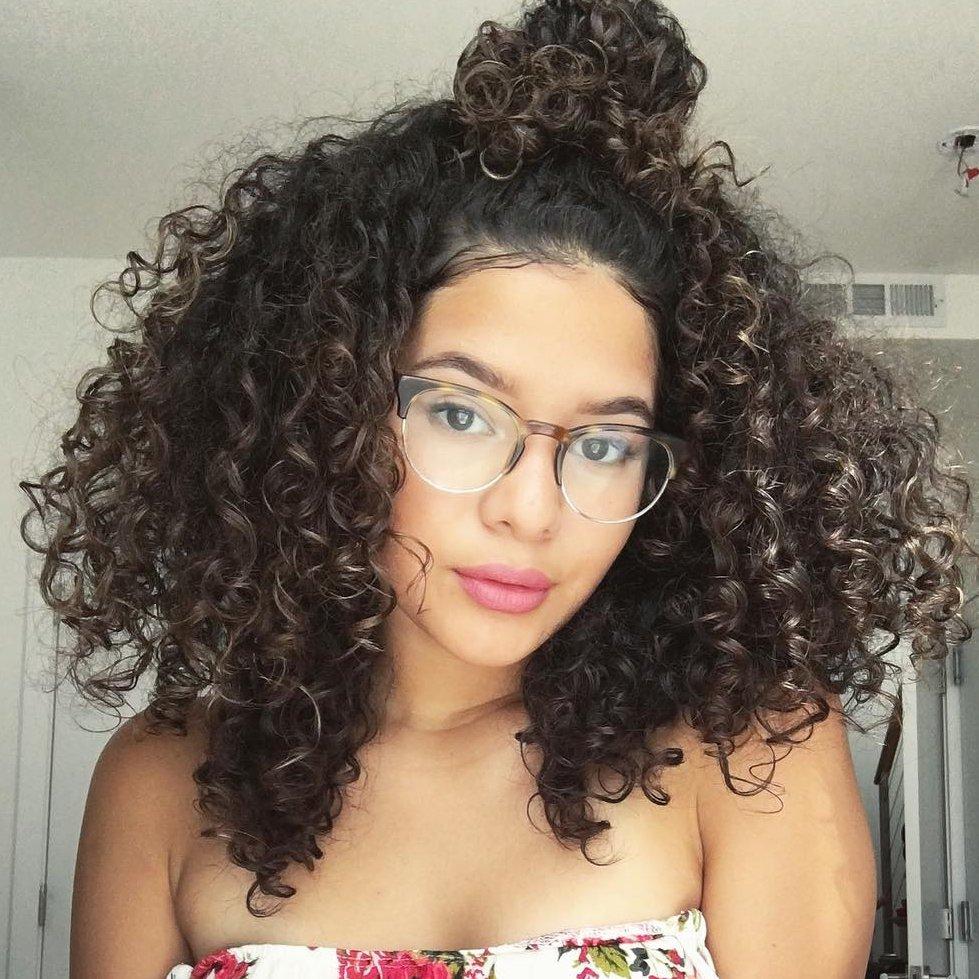 2c Wavy Hair Type