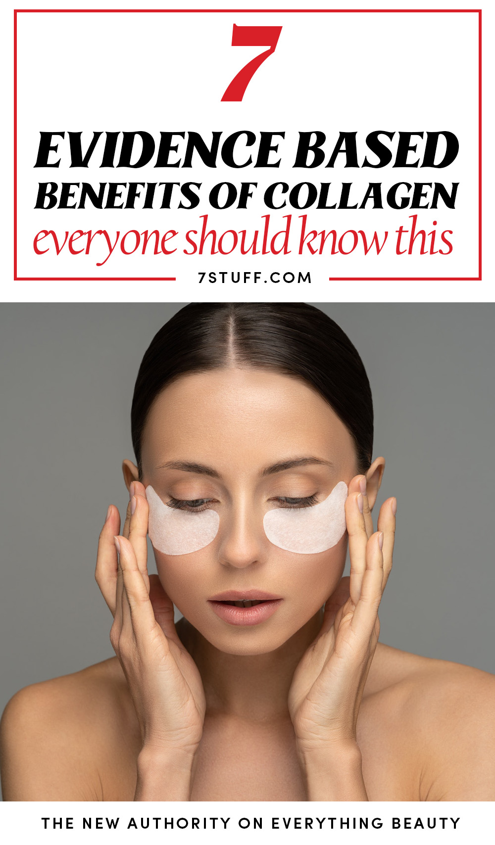 Evidence-Based Benefits Of Using Collagen For Hair, Skin, And Nails