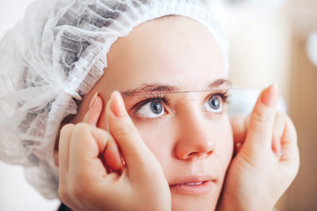 everything you should know about temporary eyebrows