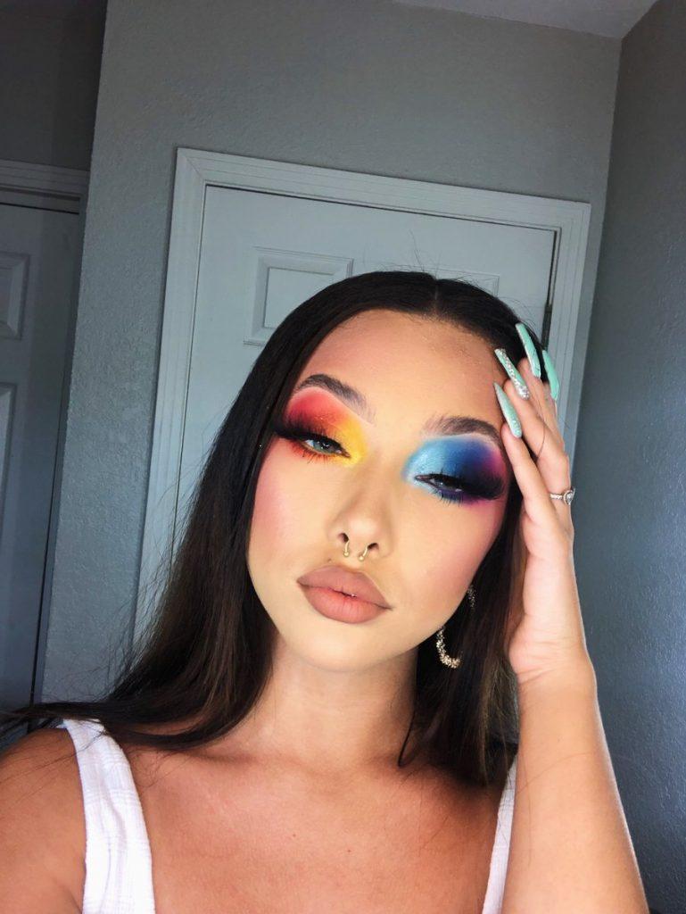 Fancy Eyeshadow Look