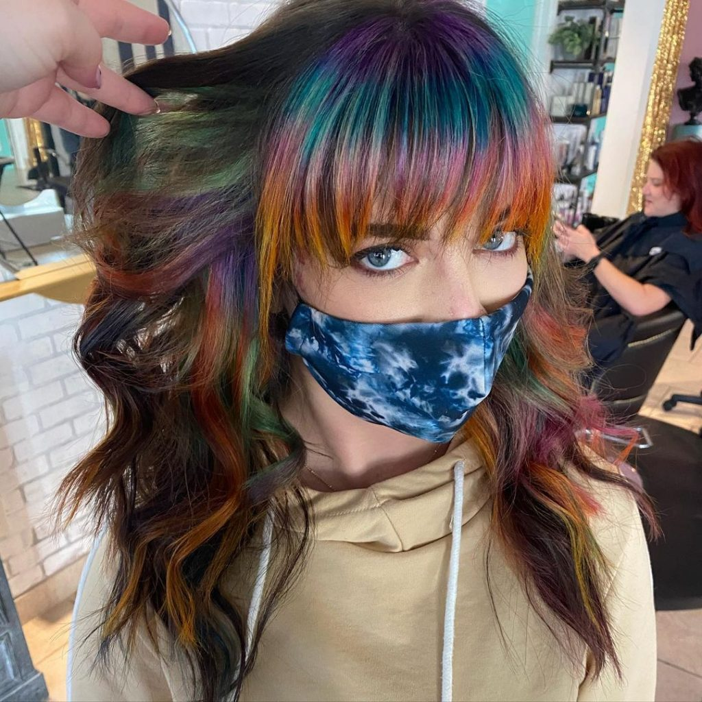 Pulpriot Fringe Hairstyle