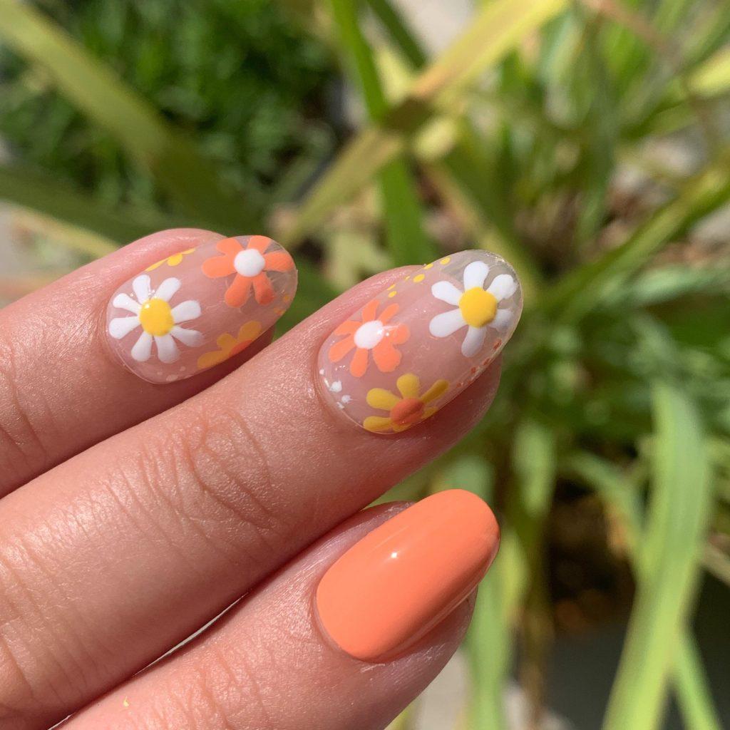 Petals Daisy Art Design