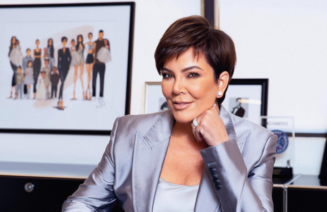 Kris Jenner Reportedly Lauched A Beauty Brand