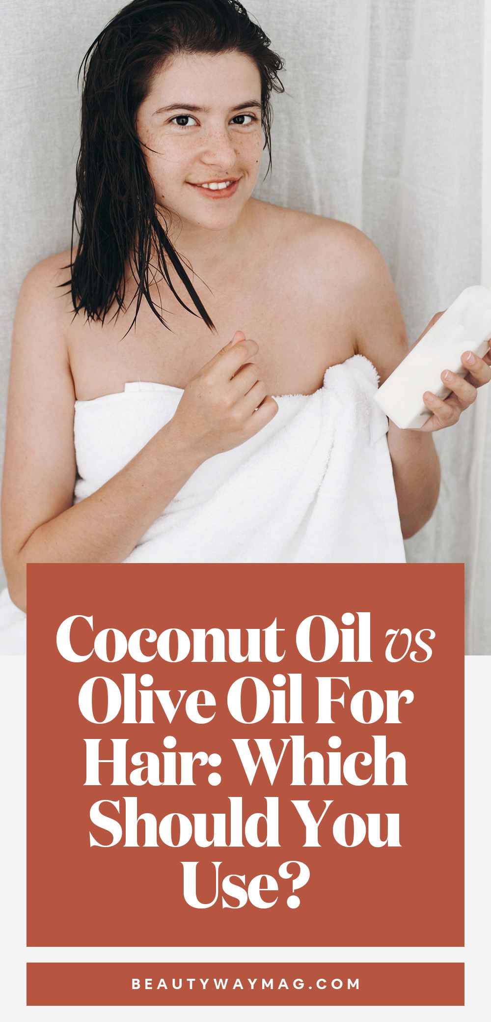 Coconut Oil Vs Olive Oil For Hair: Which Should You Use?