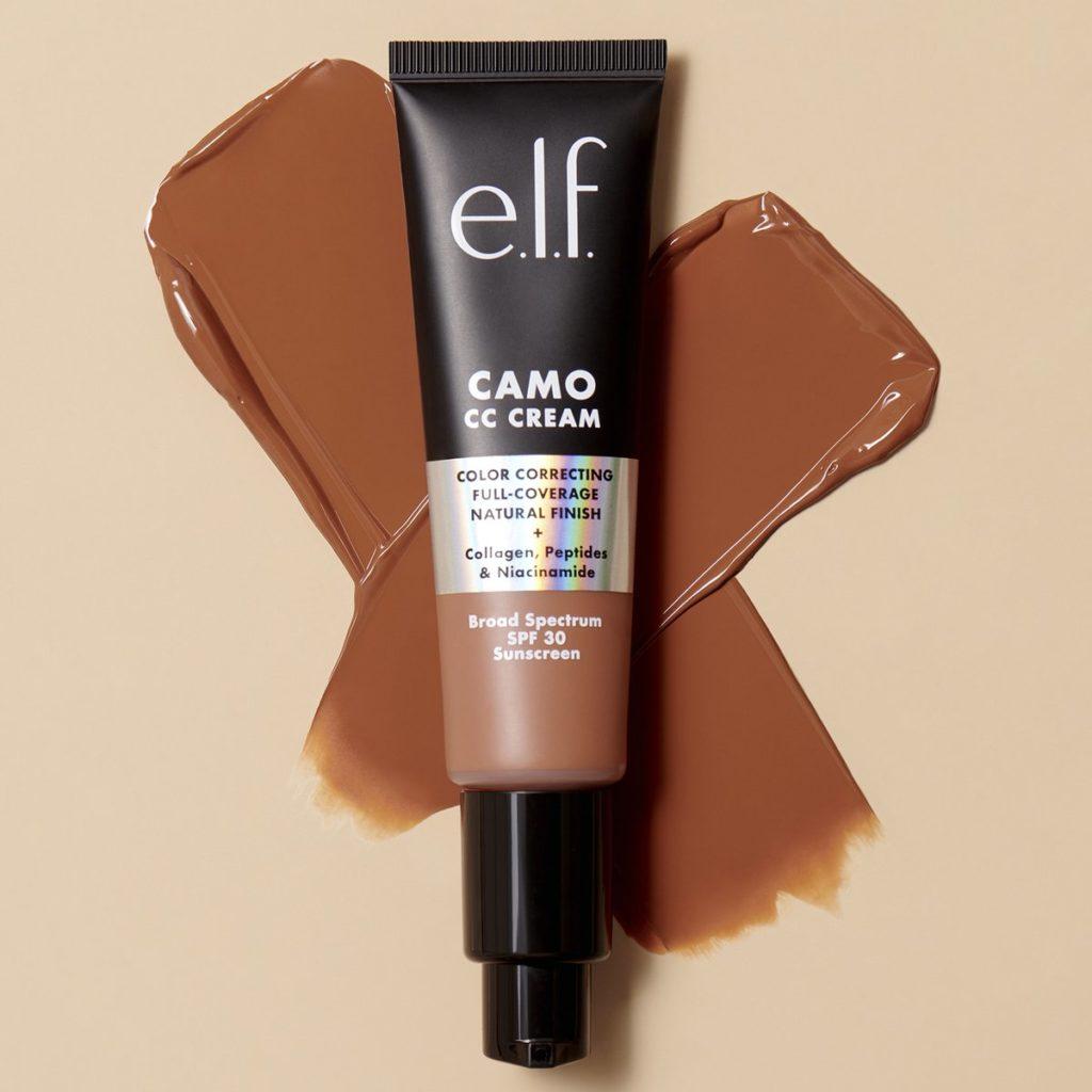 E.L.F. Cosmetics Added A Full-Coverage CC Cream To Its Beloved Camo Range