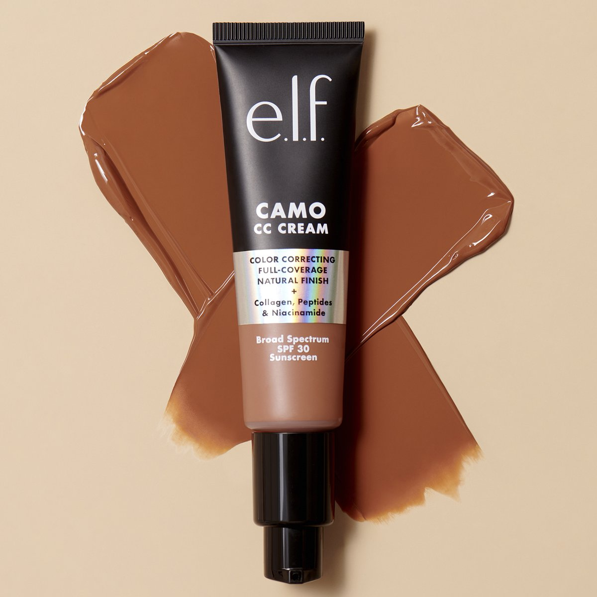 E.L.F. Cosmetics Added A Full-Coverage CC Cream To Its Beloved Camo Range