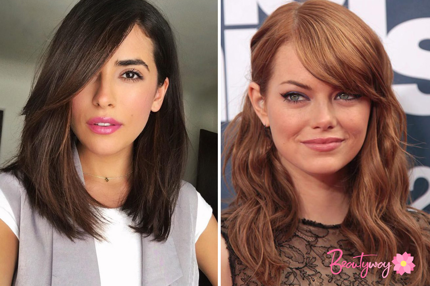 Side Fringe Hairstyles