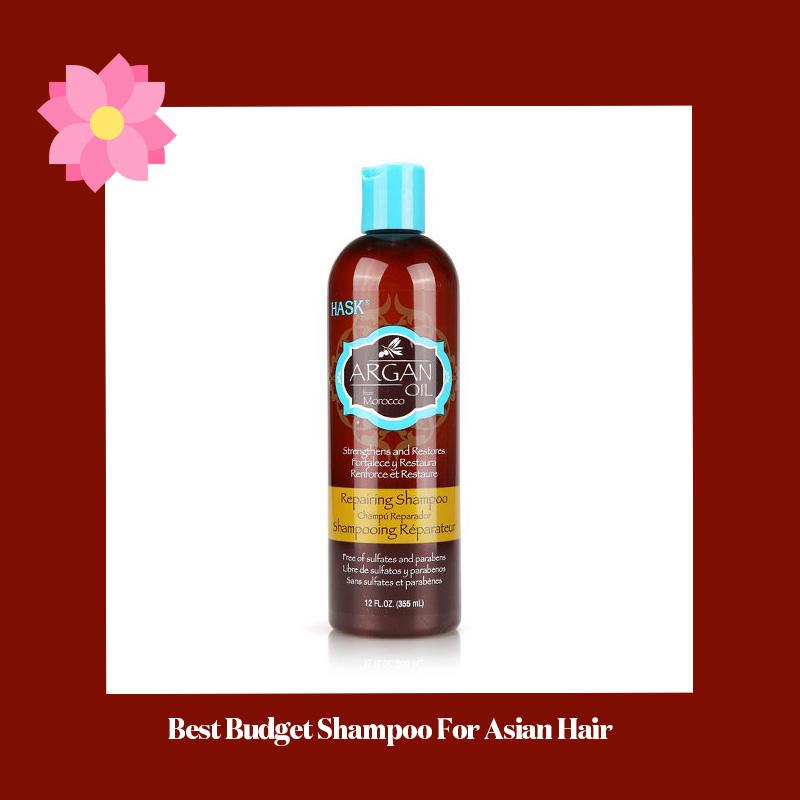 Best Budget Shampoo For Asian Hair
