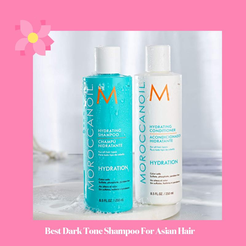 Best Dark Tone Shampoo For Asian Hair