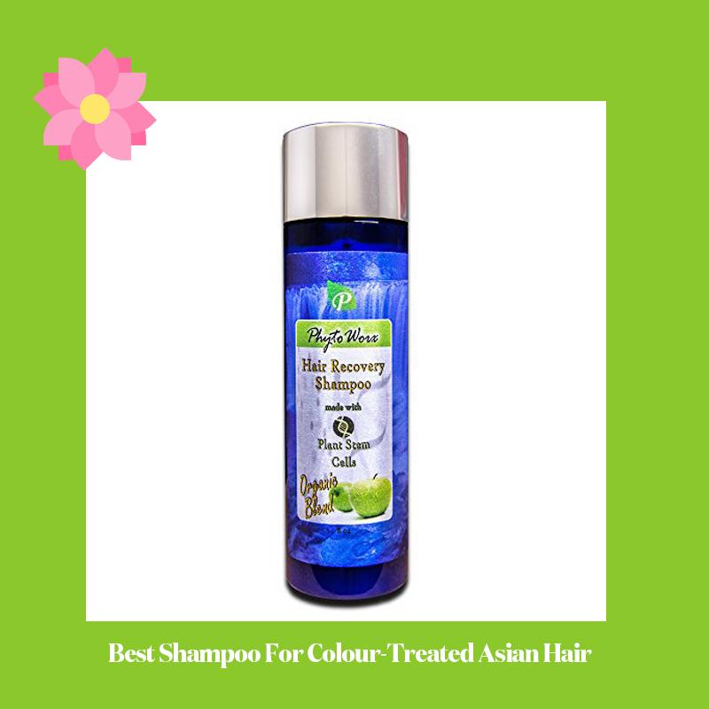 Best Shampoo For Colour-Treated Asian Hair