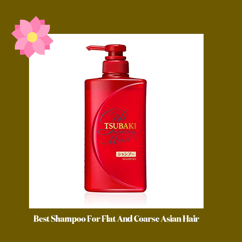 Best Shampoo For Flat And Coarse Asian Hair