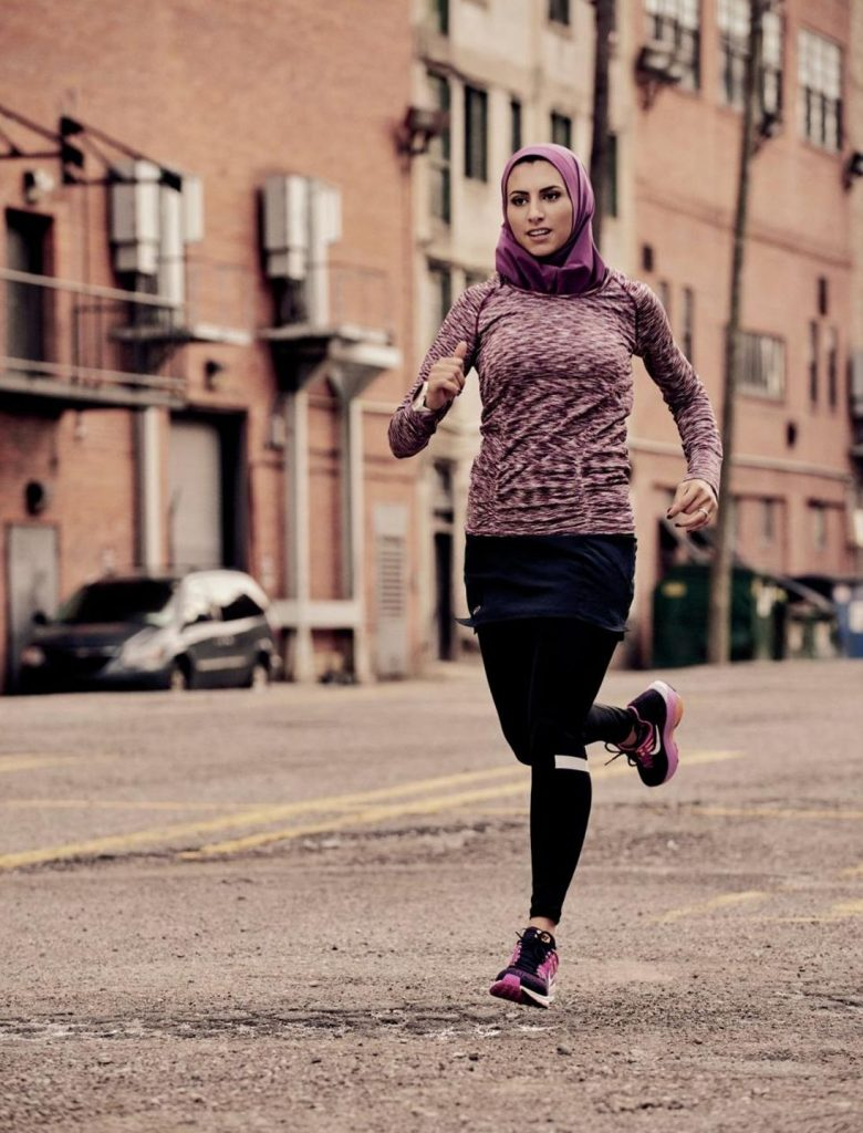 What is the best time to do exercise in Ramadan?