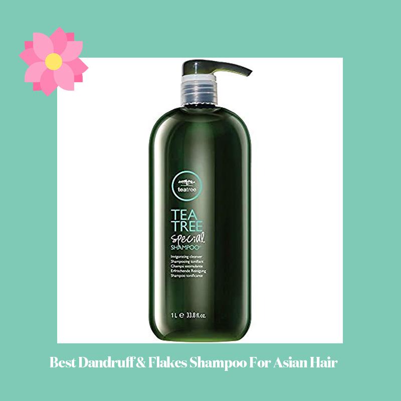 Dandruff And Flakes asian shampoo