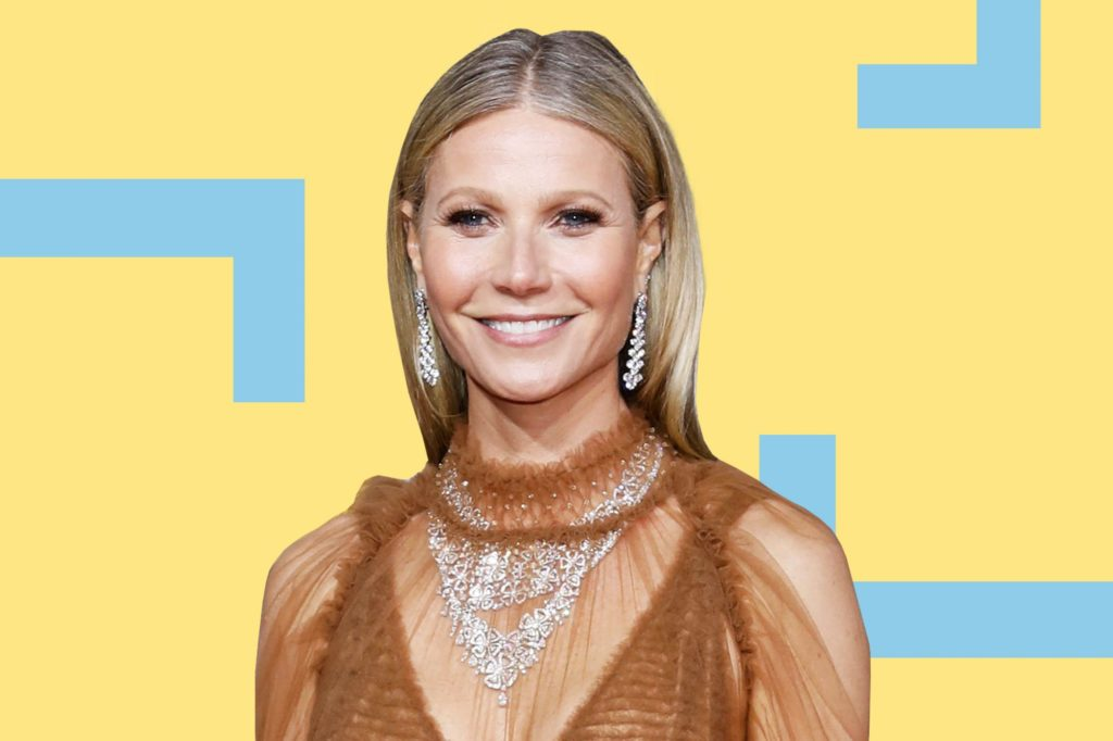 Gwyneth Paltrow's Sunscreen