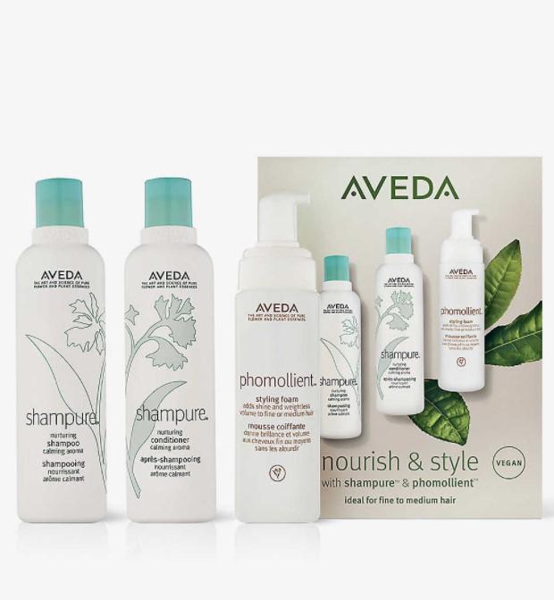 aveda nourishing shampoo