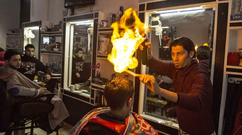 fire haircuts side effects