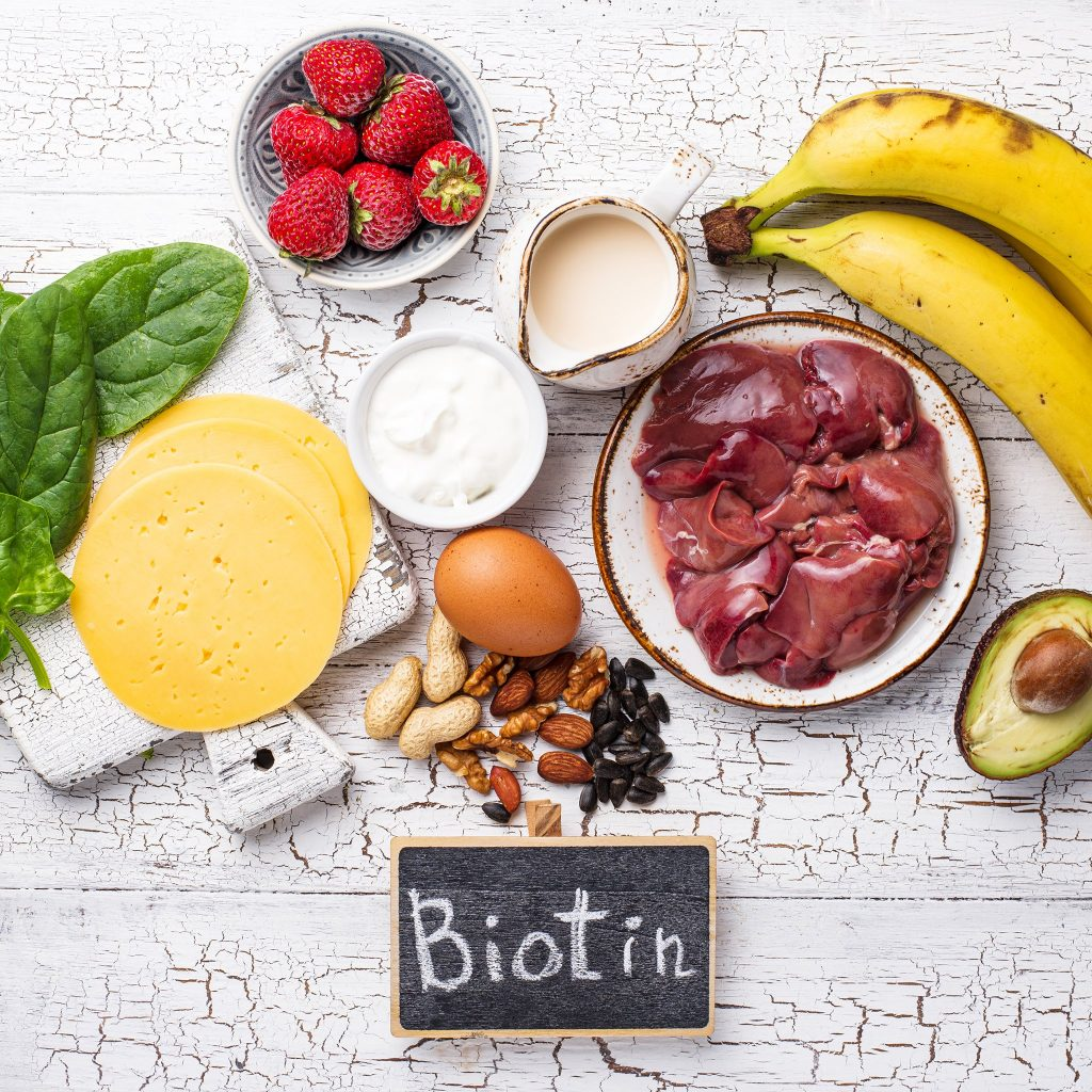 Biotin Rich Food