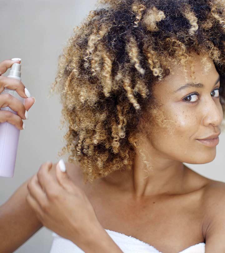 Coconut Oil As A Heat Protector