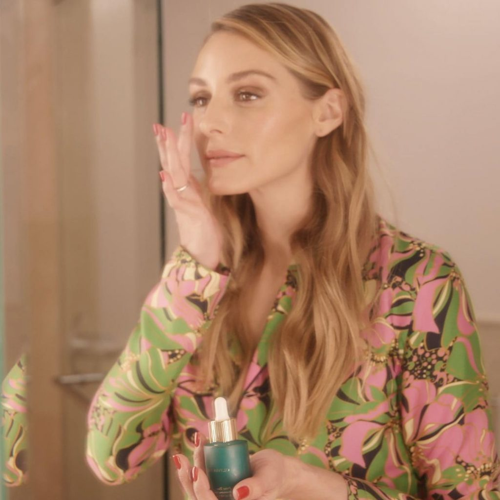 Olivia Palermo launches beauty line