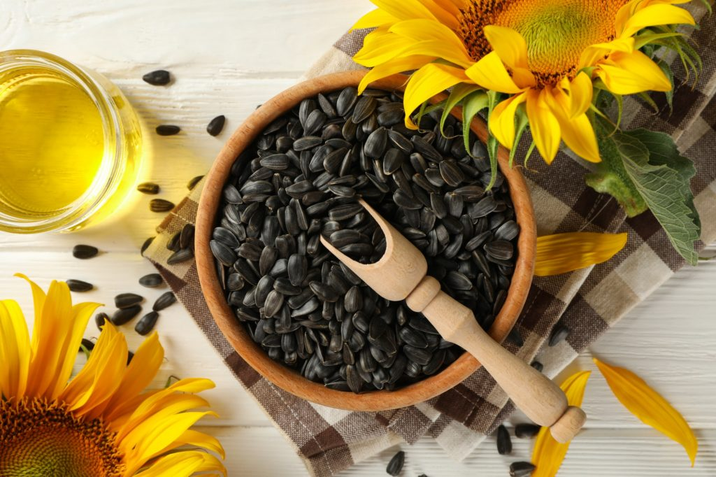 Black seed oil skin and hair benefits